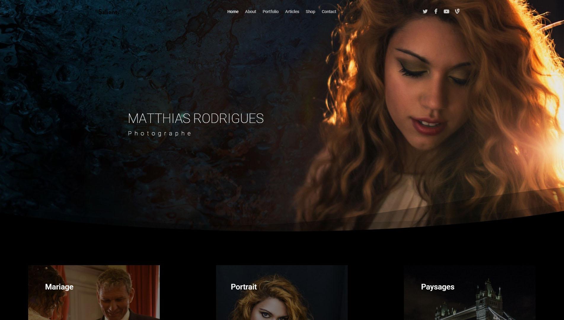 Matthias Rodrigues Photographe